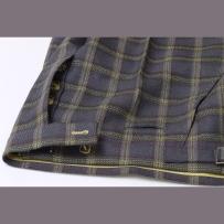 Dashing Tweeds anyagú nadrág beleszövött fényvisszaverő fonallal
