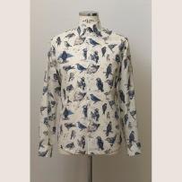 Liberty shirting design by Edvyn Collins / Edvyn Collins tervezte inganyag